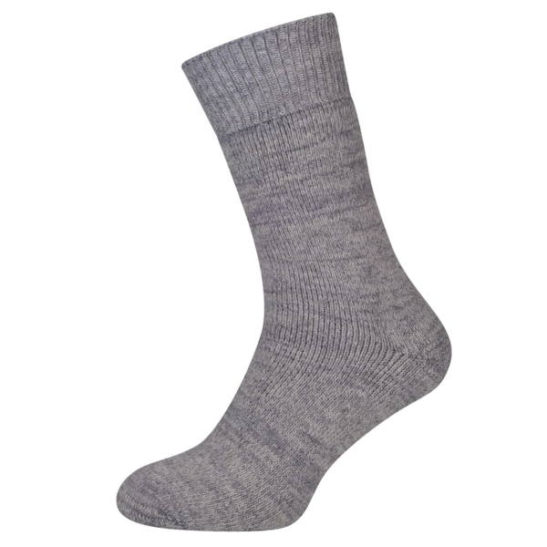 Macfarlaine all terry fleck sock grey