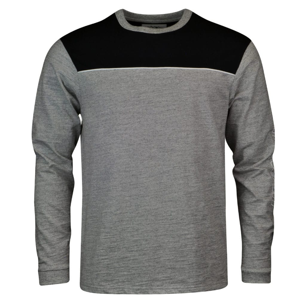 Manastash trainer long sleeve Tshirt oxford
