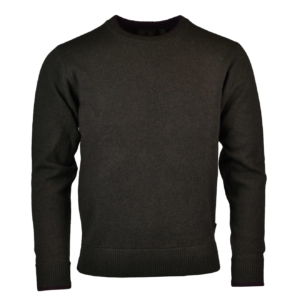Musto Shooting Crew Neck Knit Rifle Green