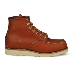 Red wing classic 6inch mocc leather boot brown
