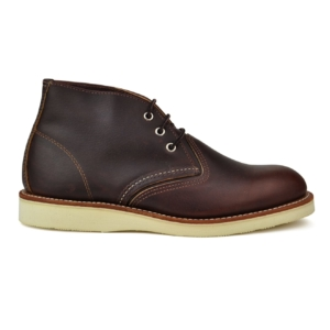 Red wing classic chukka boot briar