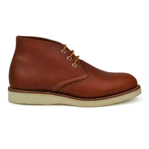 Red wing classic chukka boot brown