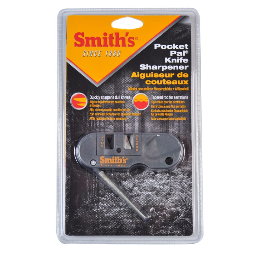 Smiths pocket pal knive sharpener