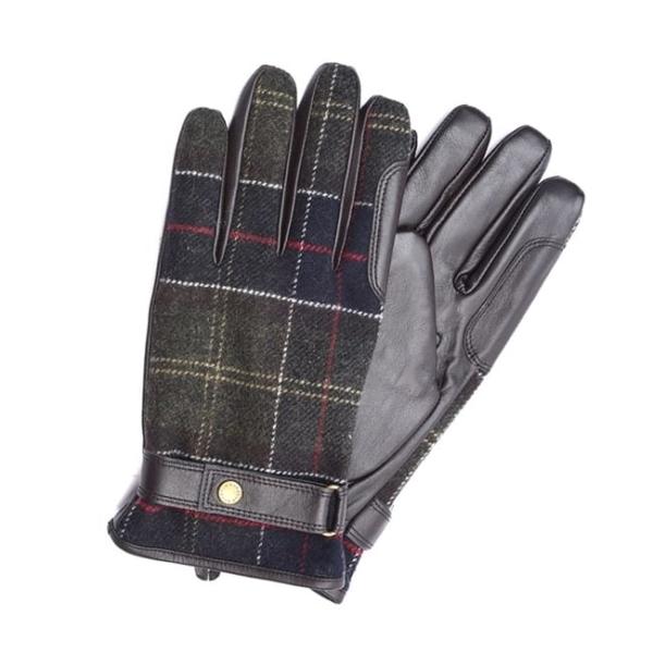 Barbour Tartan Glove Classic Tartan