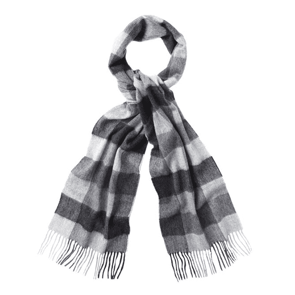 barbour-scarf-charcoal