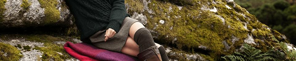 Premium Women's Tweed Skirt
