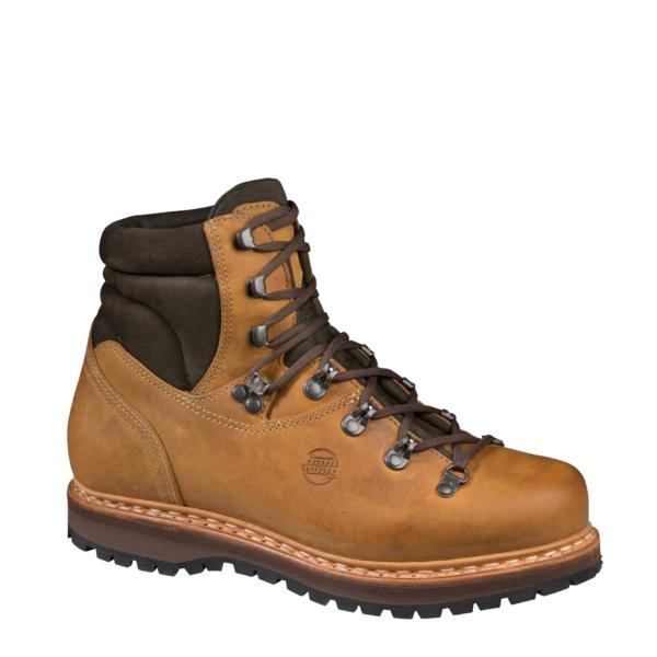 Hanwag Bergler Boots Hazelnut