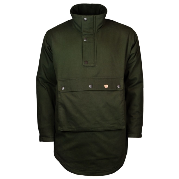 Alan paine kexby waterproof jacket olive