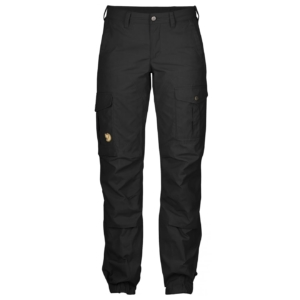 Fjallraven Alta trousers black