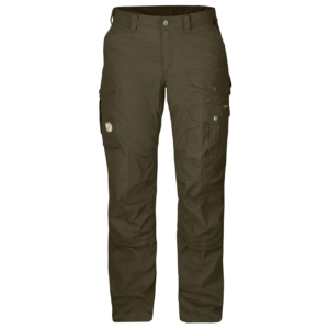 Barents pro trousers womens dark olive dark olive