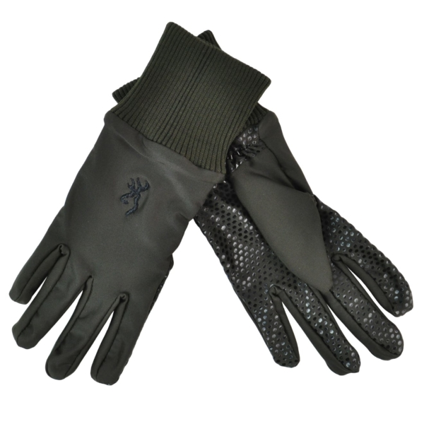 Browning Stalker shooting gloves green