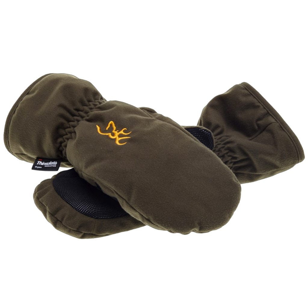 Browning XPO pro mittens gloves