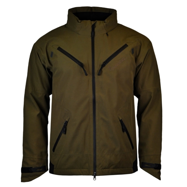 Browning dynamic featherlight jacket green