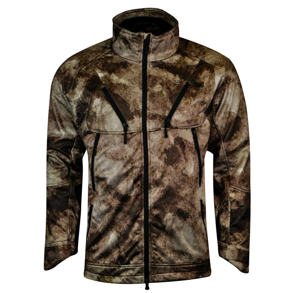 6653a2cda Browning Hells Canyon II 2 Layer Jacket A-TACS-AU Green