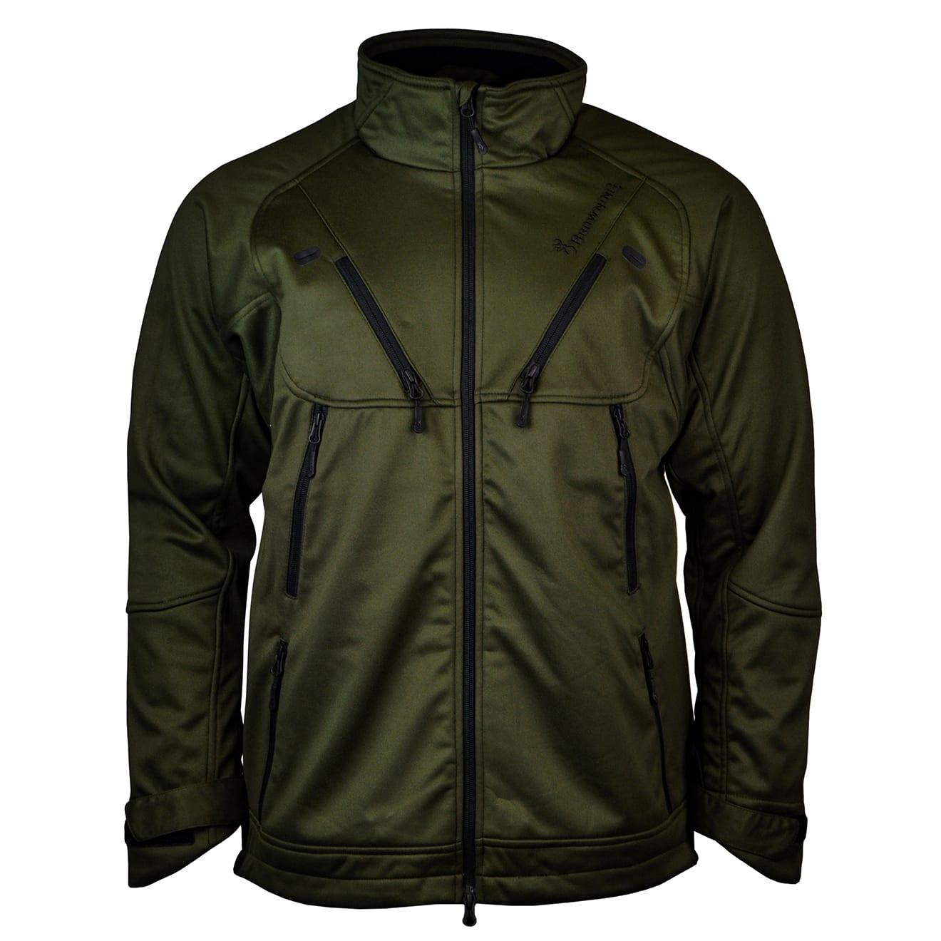 Browning hells canyon ll 3 layer jacket green