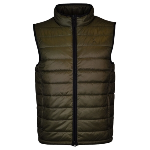 Browning primaloft featherlight bodywarmer vest green