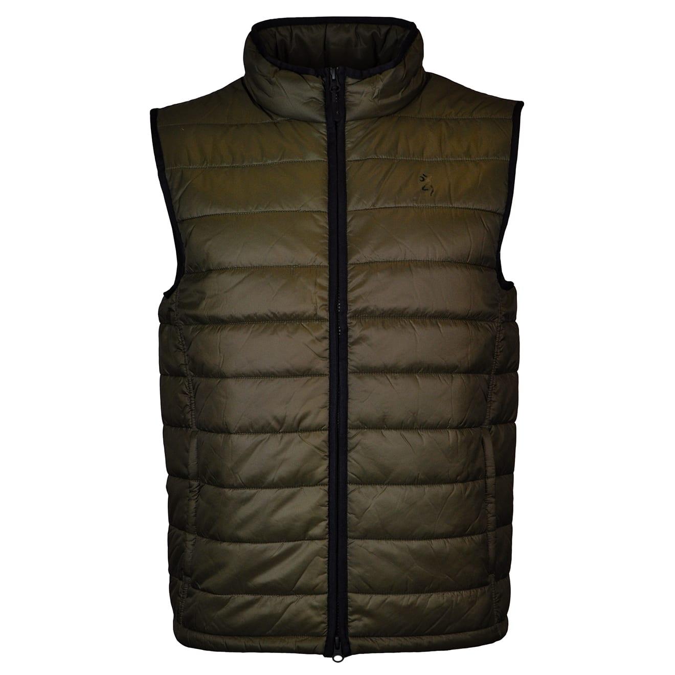 Browning primaloft featherlight bodywarmer vest green
