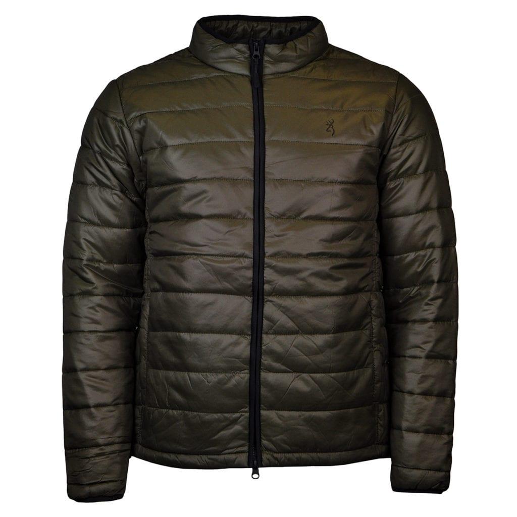 Browning primaloft featherlight jacket green