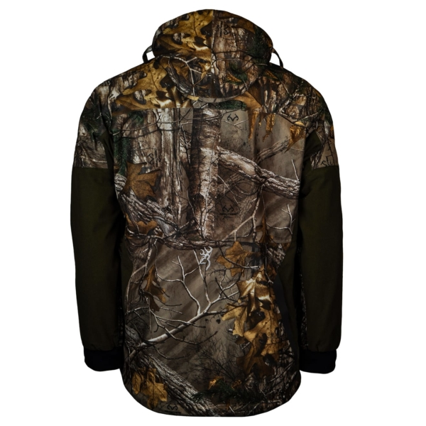 Browning xpo lightweight jacket camo green