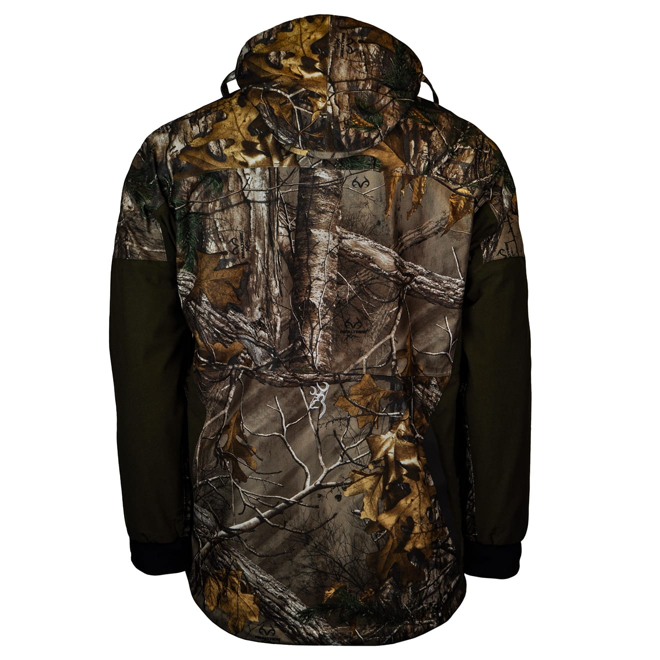 Browning Xpo Lightweight Jacket Camo Green The Sporting
