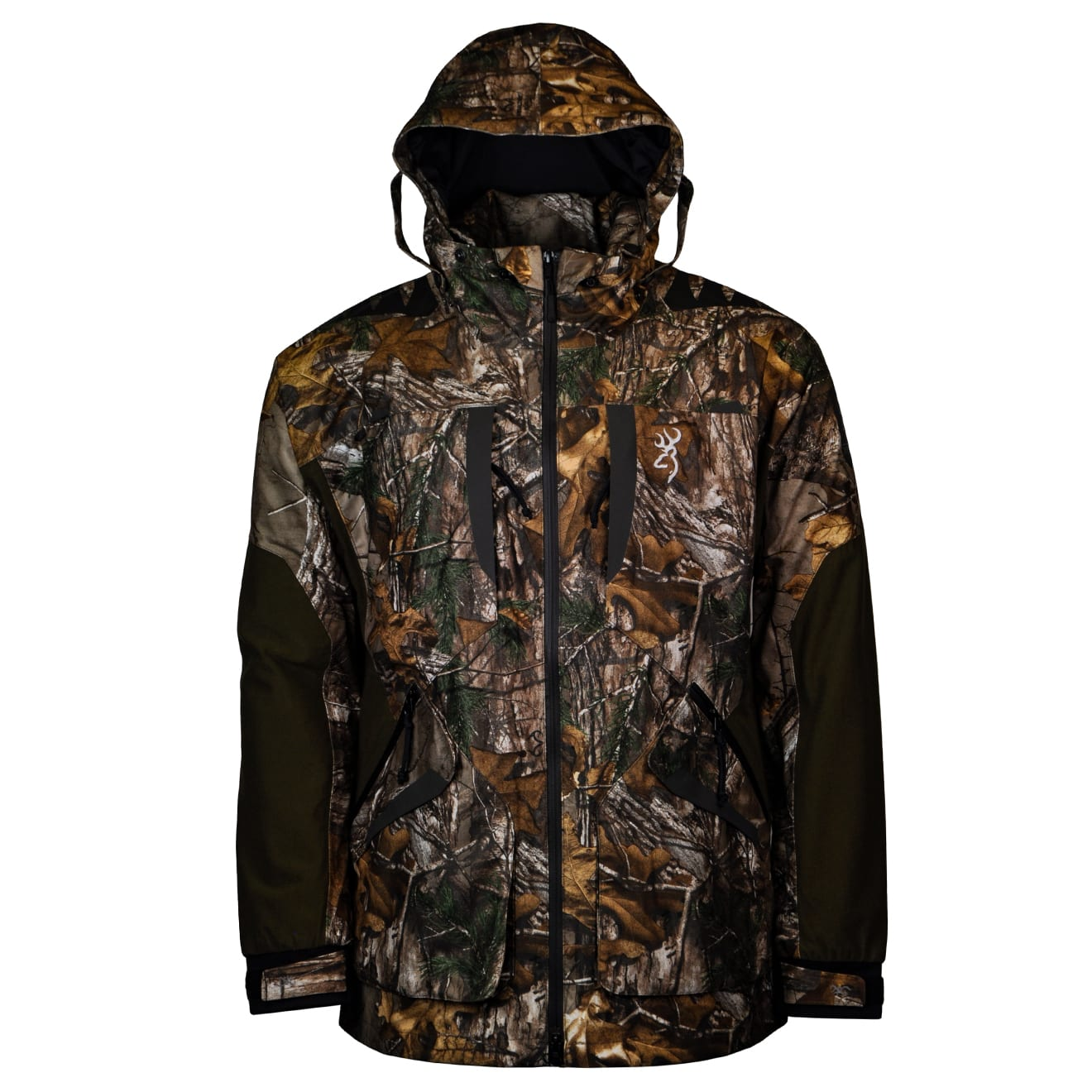 84334310d7ec3 Browning XPO Lightweight Jacket Camo Green - The Sporting Lodge