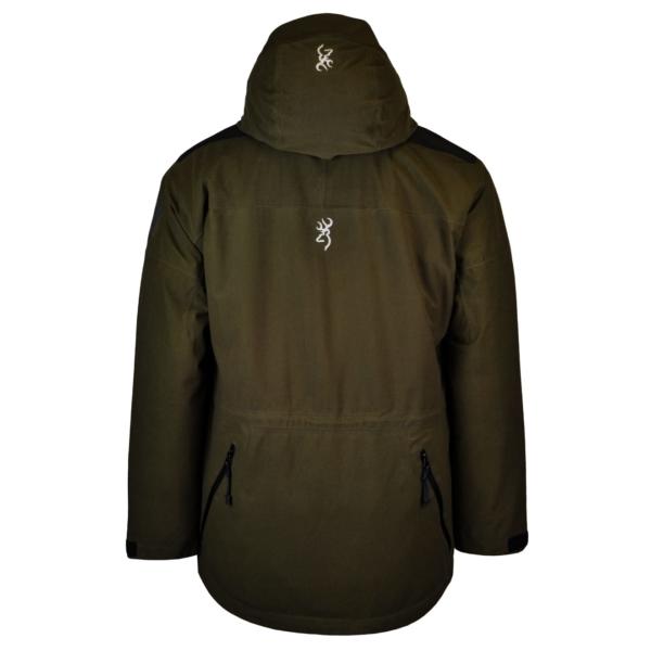 Browning xpo pro parka jacket green