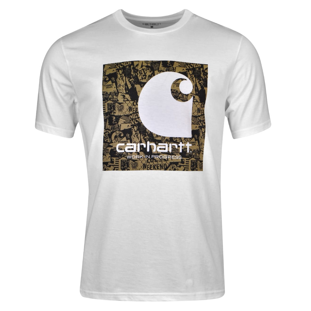 Carhartt c collage t shirt the sporting lodge for Carhartt tee shirts sale