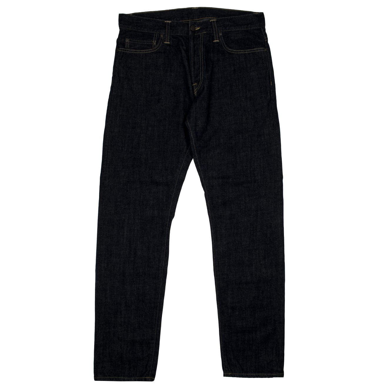 Carhartt klondike reg leg denim jean blue rinsed