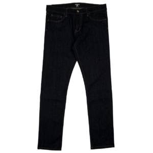 Carhartt rebel slim fit reg leg jean blue one wash