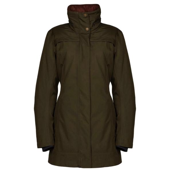 Dubarry womens leopardstown jacket olive
