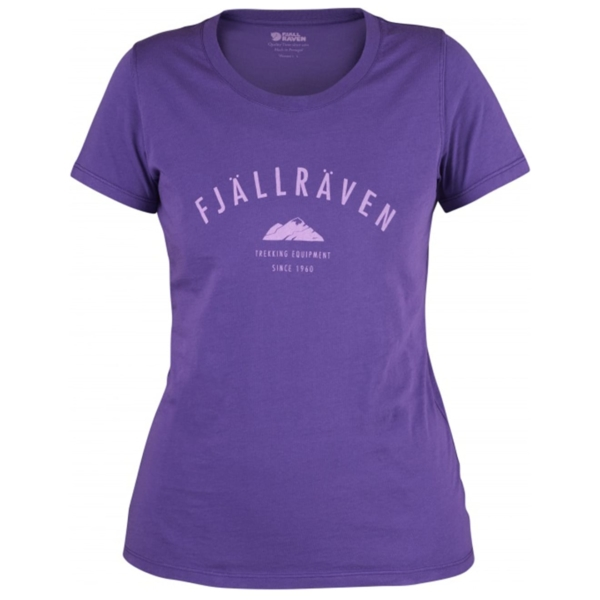 Fjallraven Womens Trekking Equipment T-Shirt