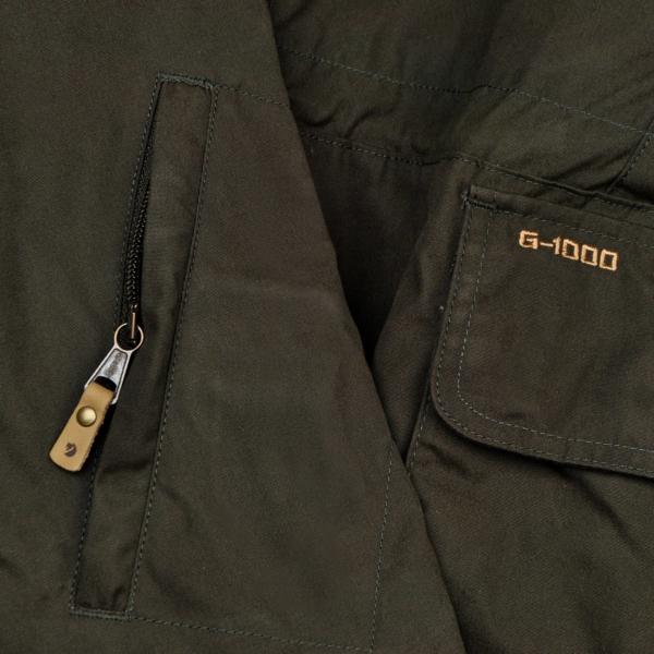 Fjallraven brenner pro jacket dark olive
