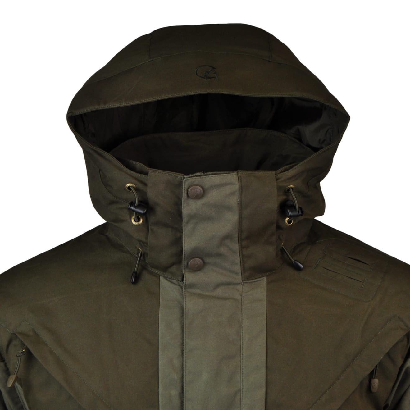 Fjallraven drev jacket dark olive