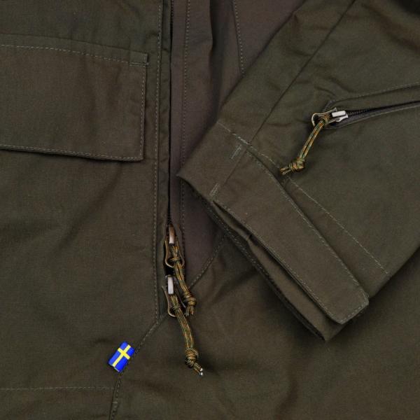 Fjallraven lappland hybrid jacket dark olive