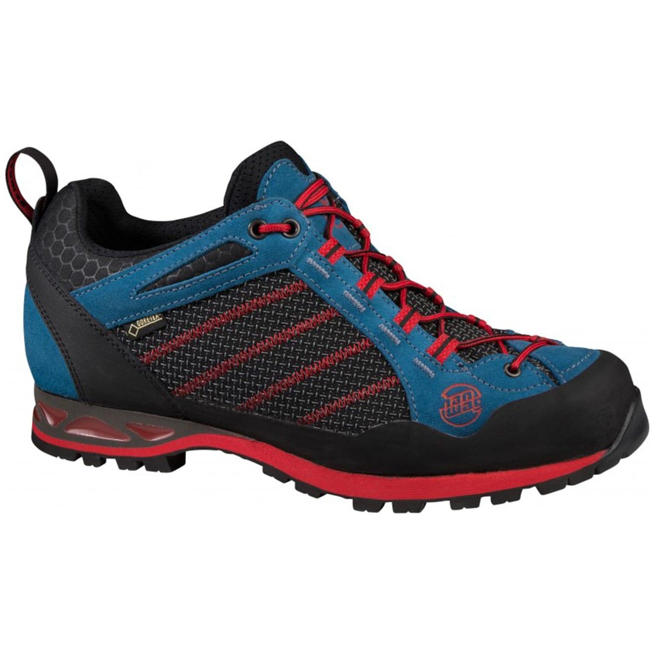Hanwag Makra Low GTX Boots UN Blue
