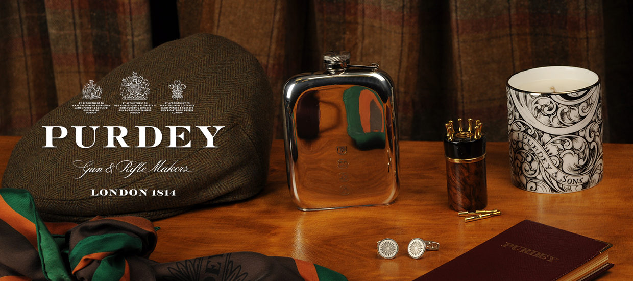 James Purdey & Sons at The Sporting Lodge