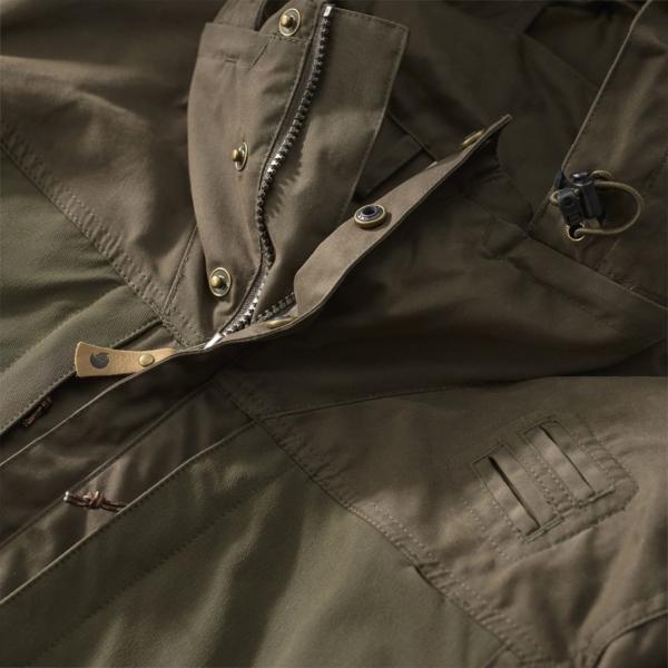 Lappland hybrid jacket womens dark olive