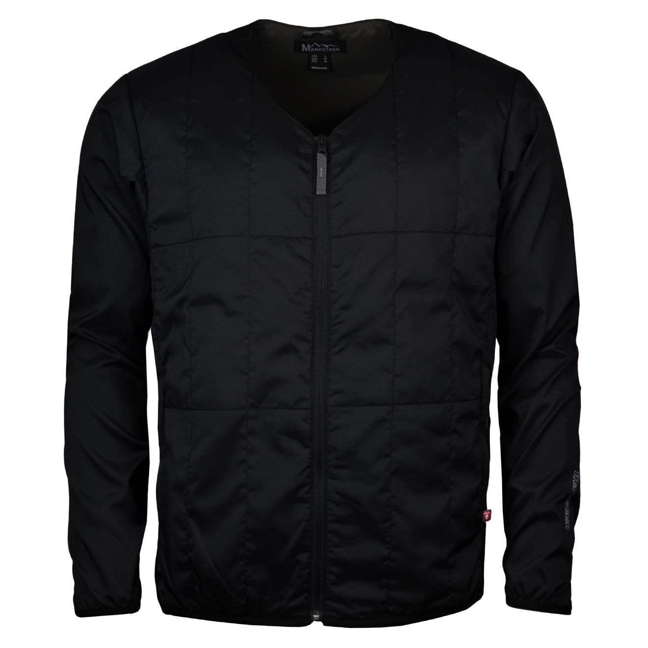 Manastash P40 flex layer jacket black