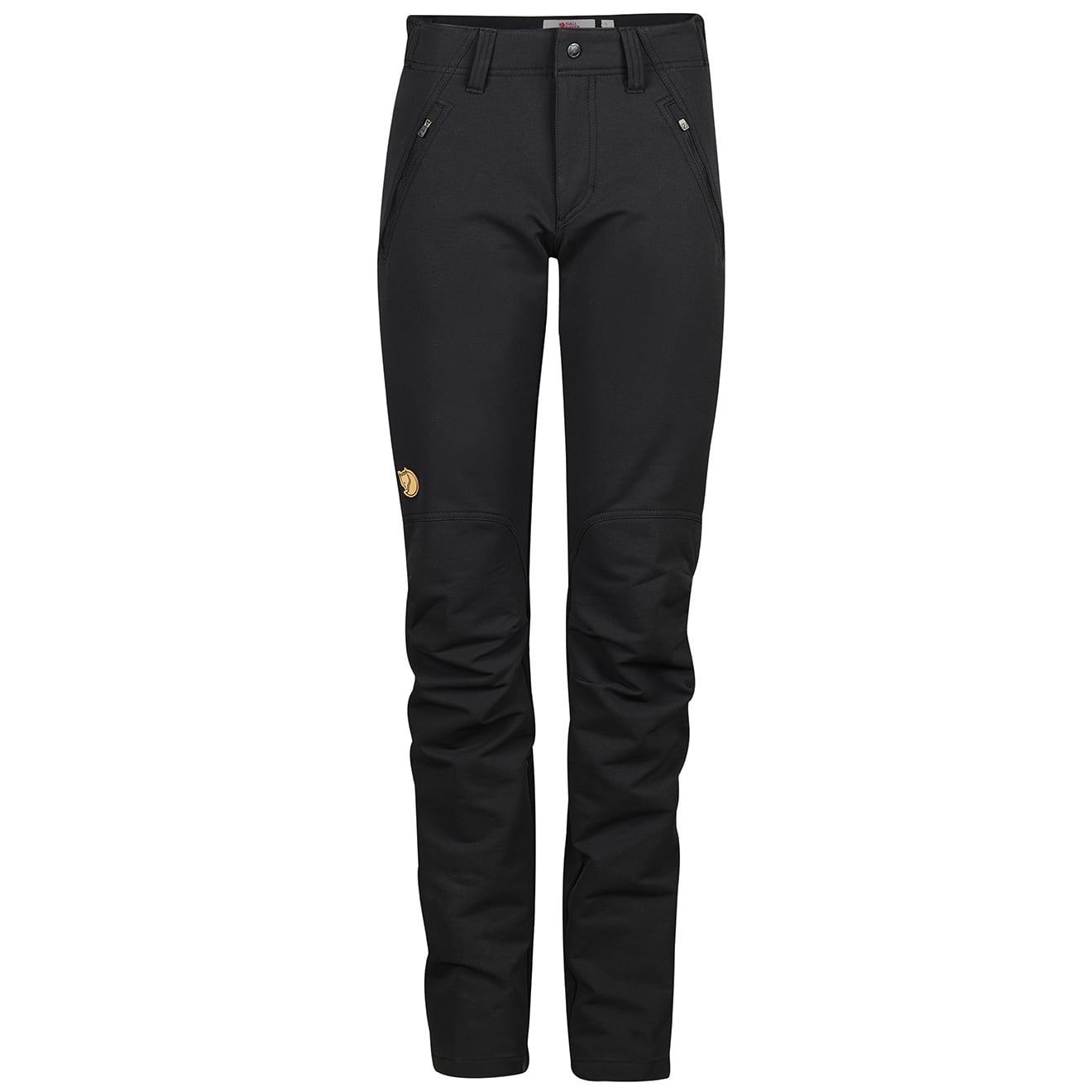 Oulu trousers womens black