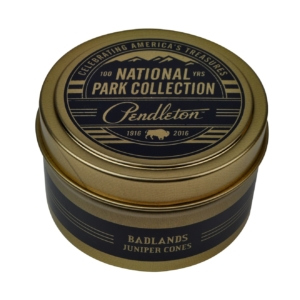 Pendleton Tin Travel Candle Badlands