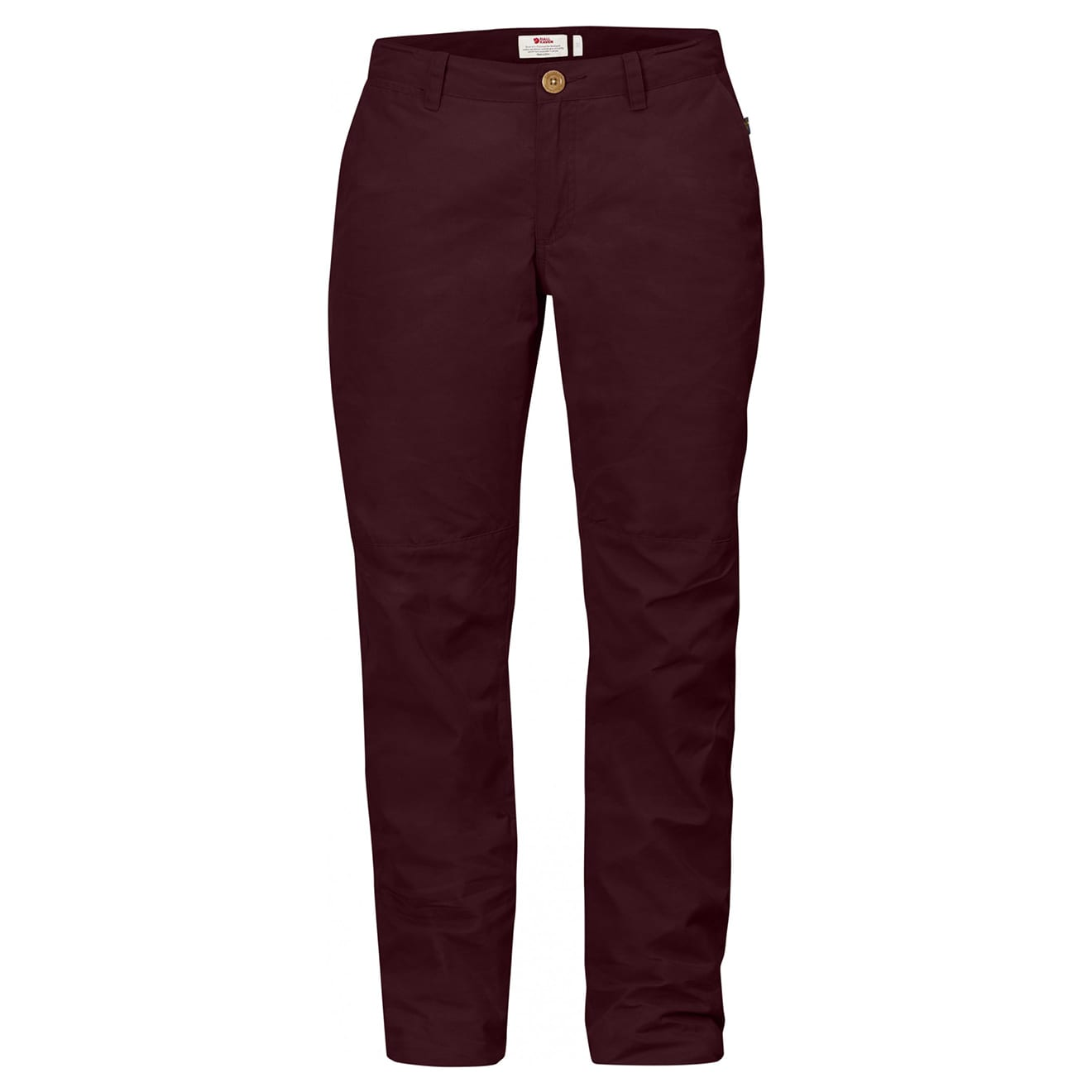fjallraven womens sormland tapered trousers the sporting