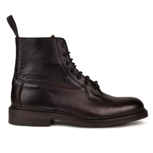 Trickers Grassmere polo kudu dainite sole boot dark brown 3