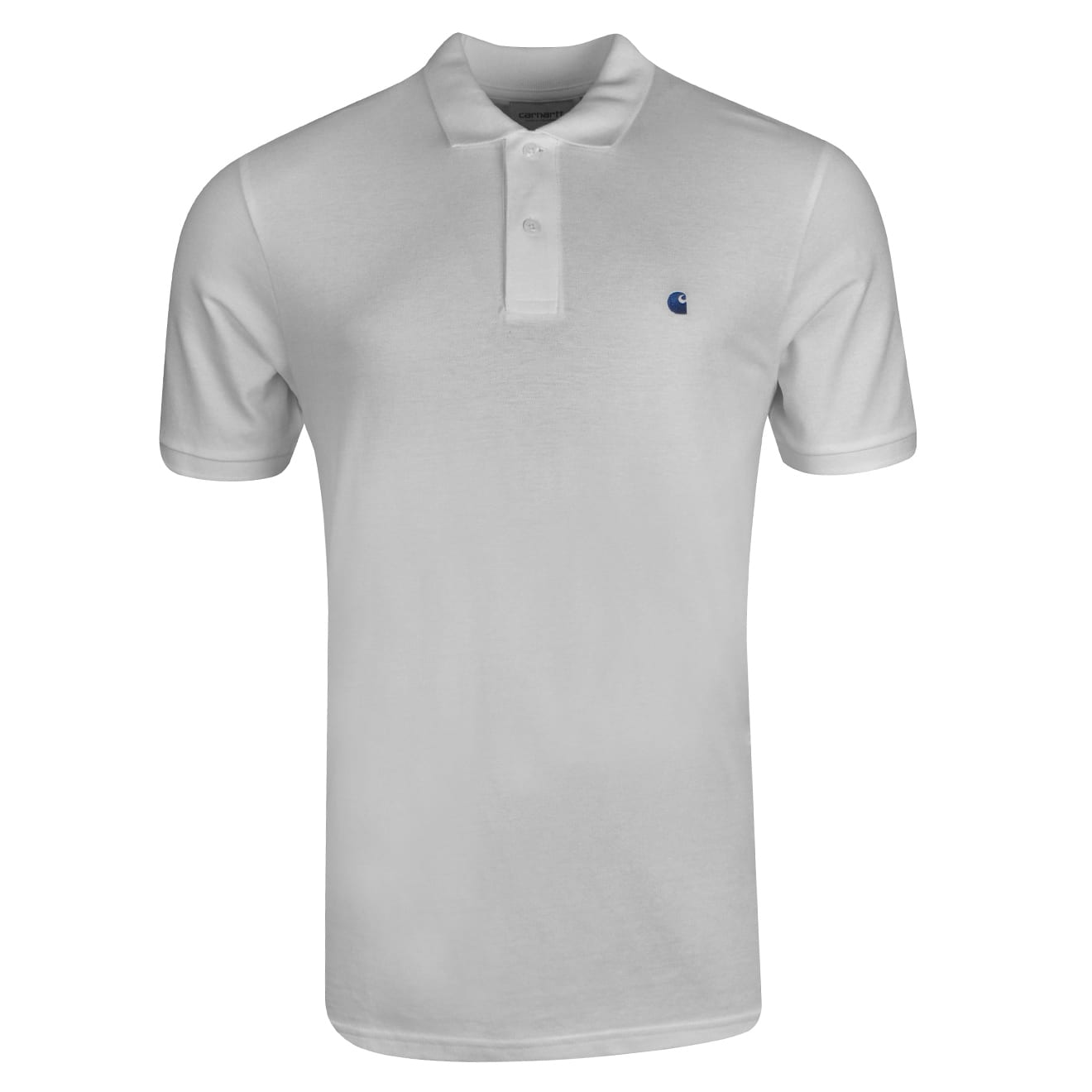 Carhartt madison polo white blue