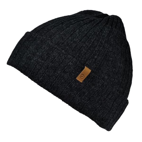 Fjallraven byron hat thin graphite