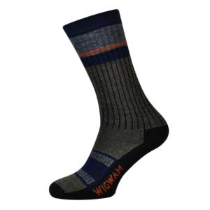 Wigwam pikes peak pro sock olive greem heat