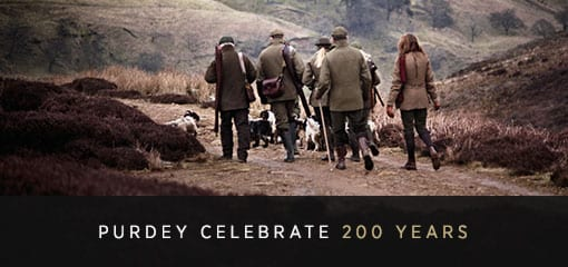 Purdey Country and Hiking Attire