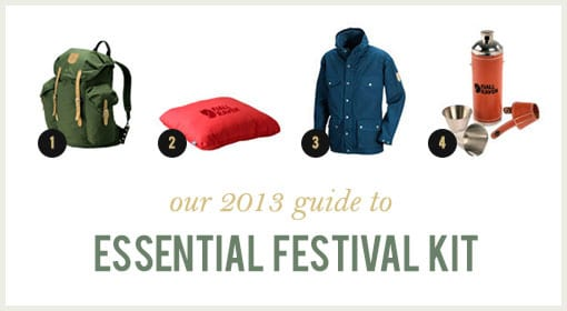Guide to essentilal festival kit of products
