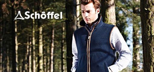 Schoffel jacket