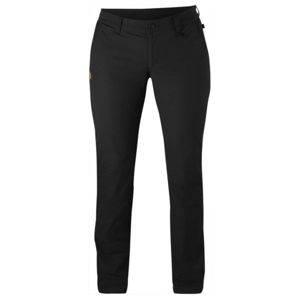 Fjallraven Womens Abisko Stretch Trousers Black