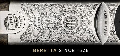 Beretta Since 1526 - The Sporting Lodge b88fb45c5615